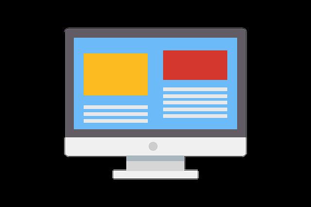 Huvudprinciper för effektiv webbdesign